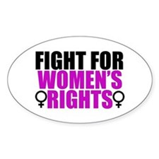 Women's Rights Decal