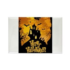 Halloween Rectangle Magnet (10 pack)
