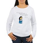 Miko: Bump uglies... Women's Long Sleeve T-Shirt