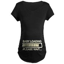 Baby Loading Pregnant T-Shirt
