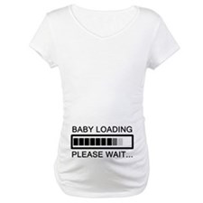 Baby Loading Please Wait Shirt