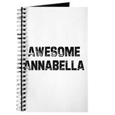 Awesome Annabella Journal