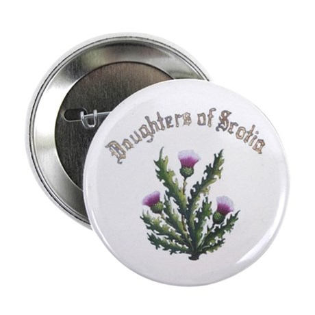 Daughters of Scotia Button