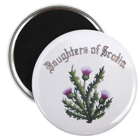 Daughters of Scotia Magnet