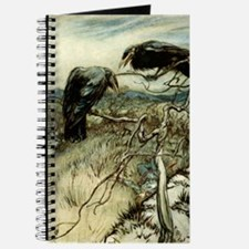 Two Ravens Journal