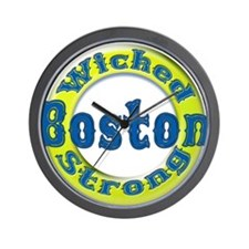 WS Marathon Wall Clock