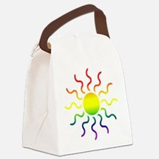 sun.png Canvas Lunch Bag