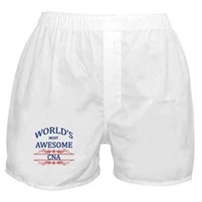 World's Most Awesome CNA Boxer Shorts