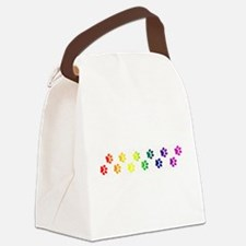 paws copy.png Canvas Lunch Bag