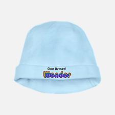 One Armed Wonder baby hat