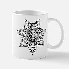 CSI/Forensics Mug