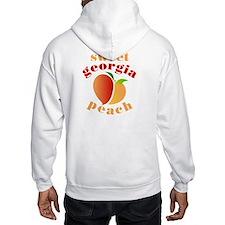 Sweet Ga Peach Hoodie