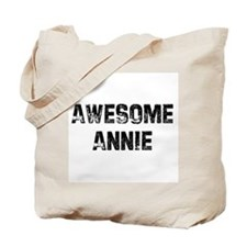 Awesome Annie Tote Bag
