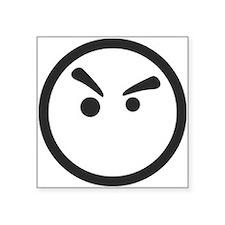 Grumpy war Gamer products Sticker