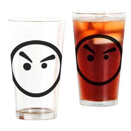 Grumpy war Gamer products Drinking Glass
