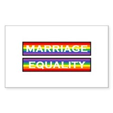 Marriage Equality Bumper Stickers