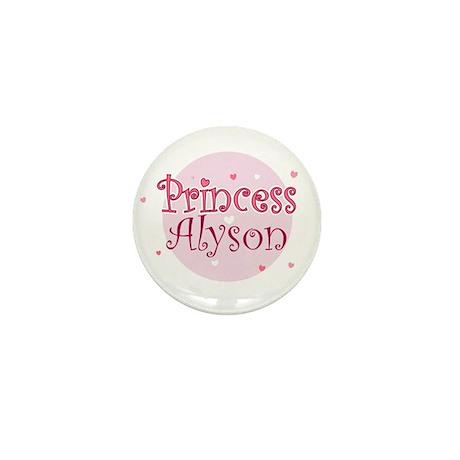 Alyson Mini Button (10 pack)