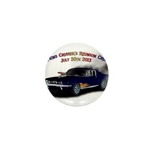 Hopkins Cruisers Reunion Cruise Mini Button (10 pa