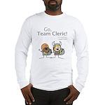 Durkon: Go Team Cleric! Long Sleeve T-Shirt