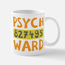 Psych Ward Inmate Mug