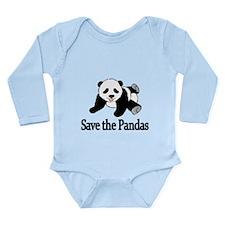 SAVE THE PANDAS Body Suit