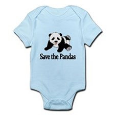 SAVE THE PANDAS Body Suit