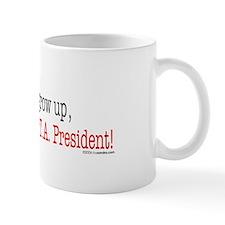 ... a PTA President Mug