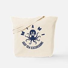 Octo Miami Tote Bag