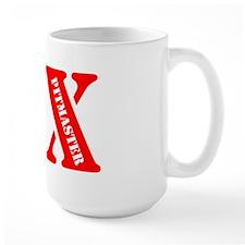 Red X Mug