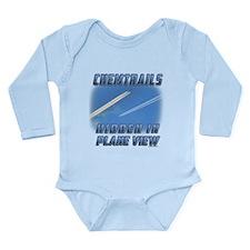 Chemtrails - Hidden in Plane View Body Suit