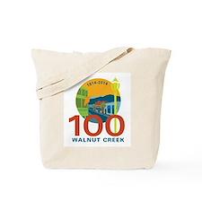 Funny Creek Tote Bag