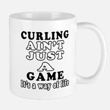 Curling ain't just a game Mug