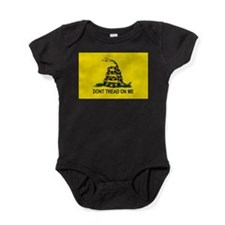 Cute Libertarian party Baby Bodysuit
