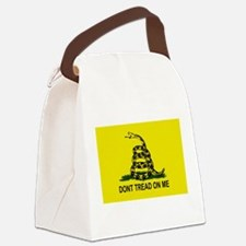 Cute Nobama Canvas Lunch Bag