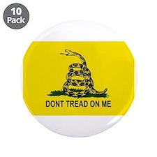 """Unique Liberty 3.5"""" Button (10 pack)"""