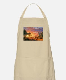 Oregon Trail Apron