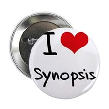 "I love Synopsis 2.25"" Button"