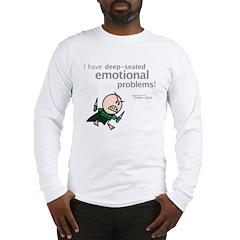 Belkar: Emotional problems Long Sleeve T-Shirt