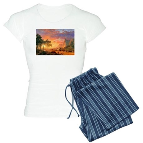 Oregon Trail Women's Light Pajamas