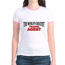 """""""The World's Greatest Travel Agent"""" T"""