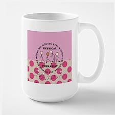 physical therapist pillow 3 Mug