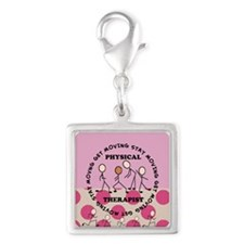 physical therapist pillow 3 Charms