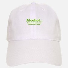 Alcohol Baseball Baseball Cap
