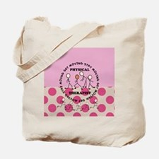 physical therapist pillow 3 Tote Bag