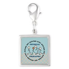 physical therapist pillow 2 Charms