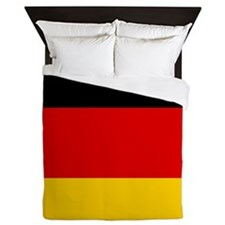 Flag of Germany Queen Duvet