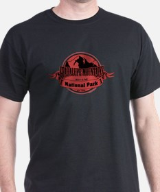 guadalupe mountains 3 T-Shirt