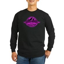 guadalupe mountains 5 Long Sleeve T-Shirt