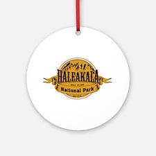 haleakala 2 Ornament (Round)