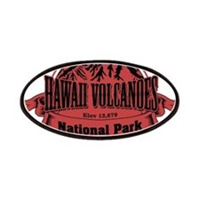 hawaii volcanoes 1 Patches
